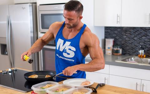The Clean Bulk Diet: 3 Options For More Lean Muscle