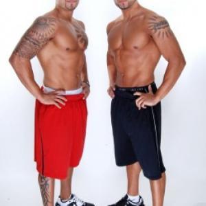 Chris and Eric Martinez
