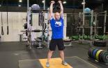 2 KB Kettlebell Push Press