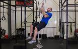 Arms Only Rope Climb