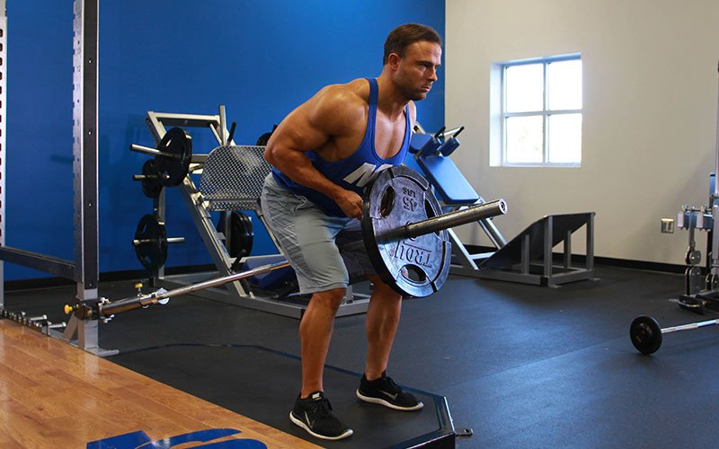 T Bar Row Video Exercise Guide Amp Tips
