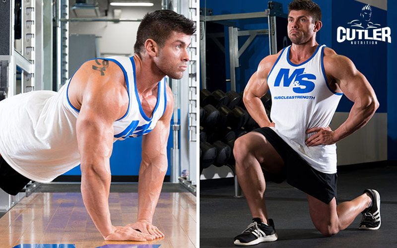 Train Legs & Arms at the Same Time!
