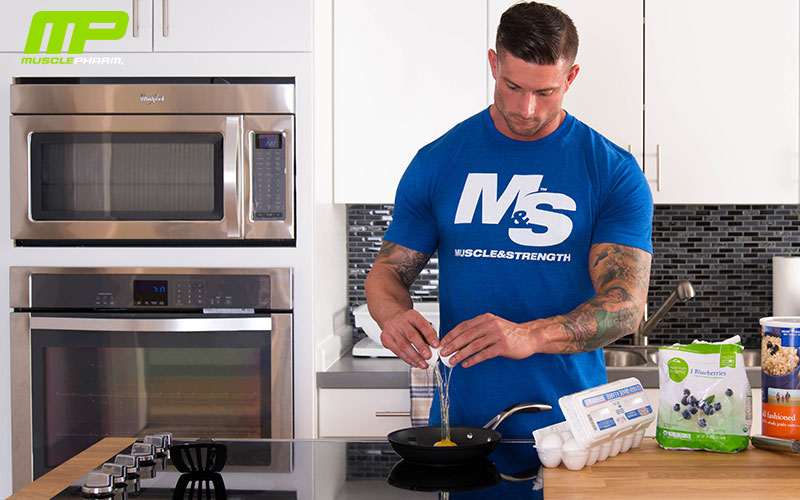 How to Create a Muscle Building Vegetarian Meal Prep