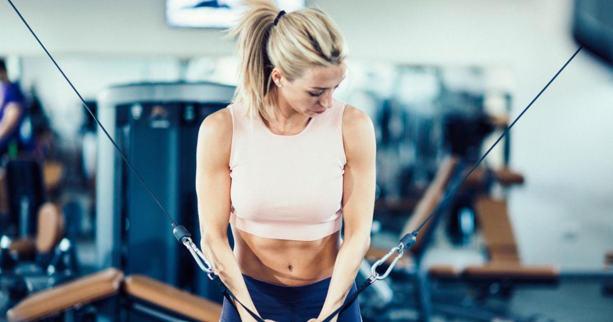 Women's Body Bible: Training, Diet & Supplementation