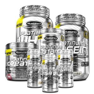 MuscleTech Platinum Stack