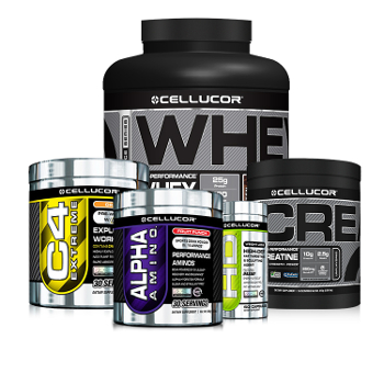 Cellucor High Definition Stack