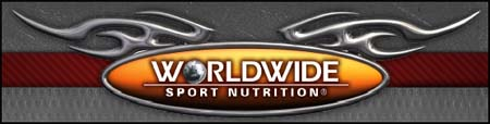 Worldwide Supplements - The Nutrition, The Power, The Spark!