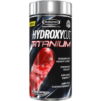 Hyrdoxycut Titanium