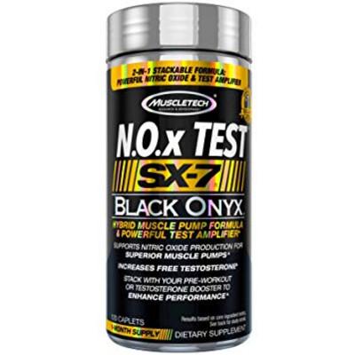 N.O.X Test SX-7 Black Onyx