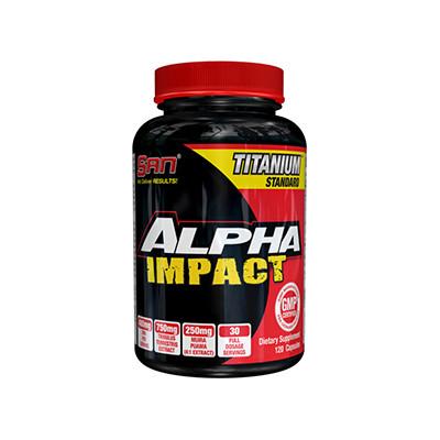 Alpha Impact Small