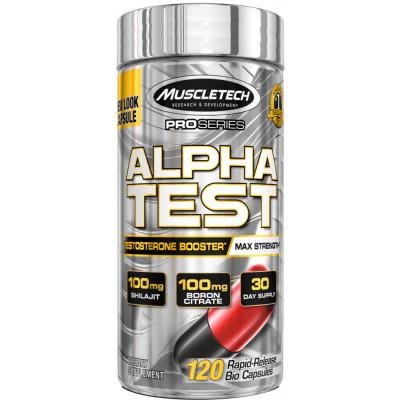 MuscleTech Pro-Series Alpha Test