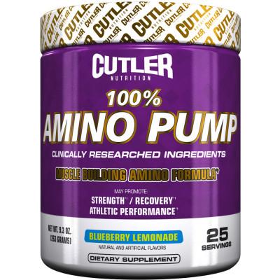 Cutler Nutrition 100% Amino Pump