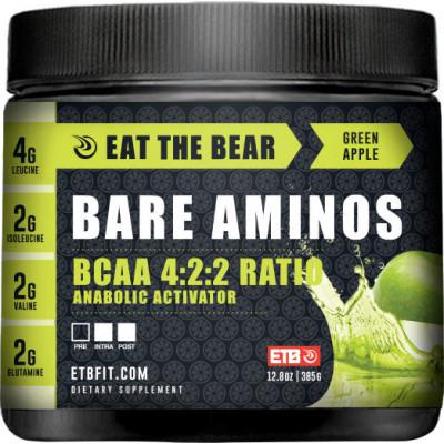 Eat The Bear Bare Aminos