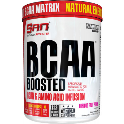 SAN BCAA Boosted