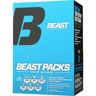 Beast Sports Beast Packs Multivitamins - 30 Packs