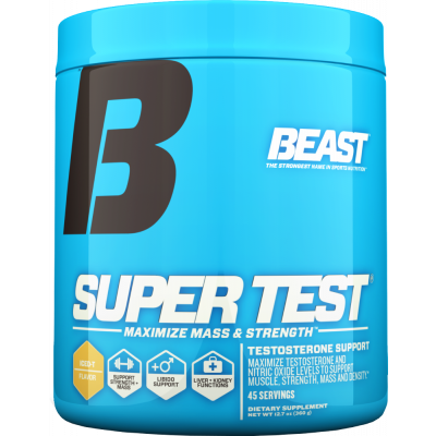 Beast Sports Nutrition Super Test Powder