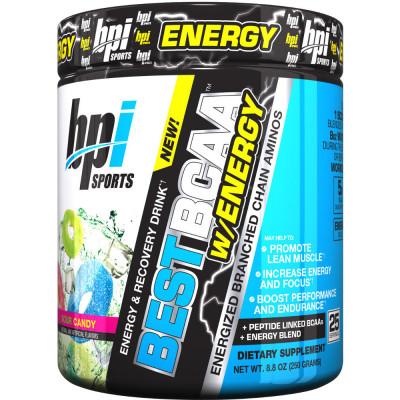 BPI Sports Best BCAA W/Energy