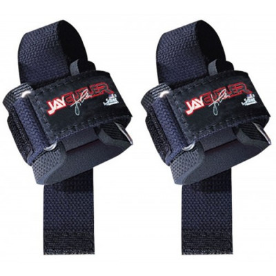 Jay Cutler Signature Power Lifting Straps
