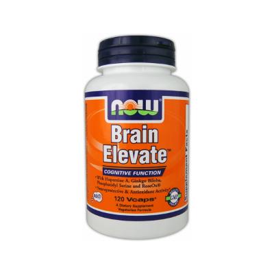Now Foods Brain Elevate Reviews