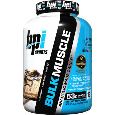 BPI Bulk Muscle Mass Gainer