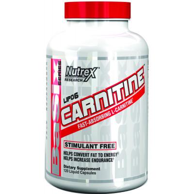 Nutrex Lipo-6 Carnitine