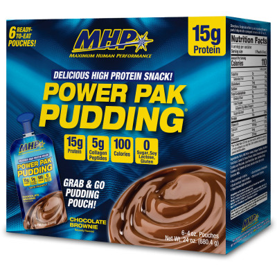 Power Pak Pudding