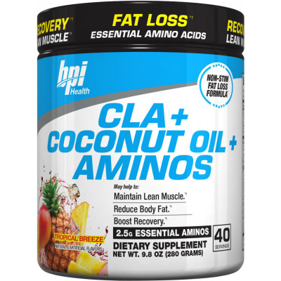 BPI Sports CLA + Coconut Oils + Aminos