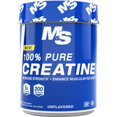 Muscle & Strength 100% Pure Creatine