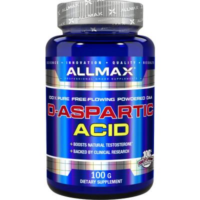 AllMAX D-Aspartic Acid