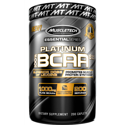 MuscleTech Platinum BCAA 8:1:1