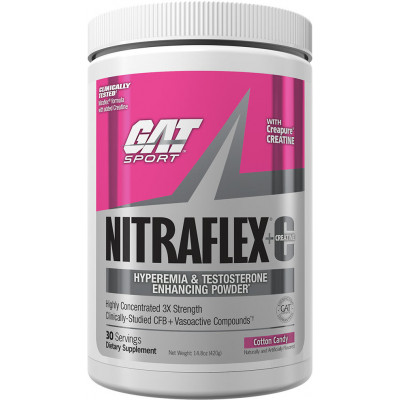 GAT Sport Nitraflex + C