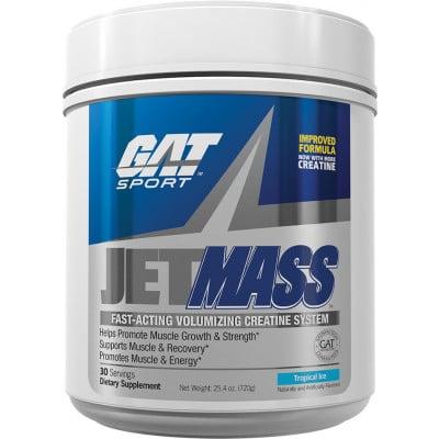 GAT JetMASS