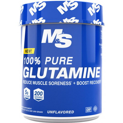 Muscle & Strength Nutrition 100% Pure Glutamine