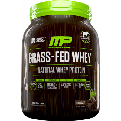 MusclePharm Natural Series Grass-Fed Whey