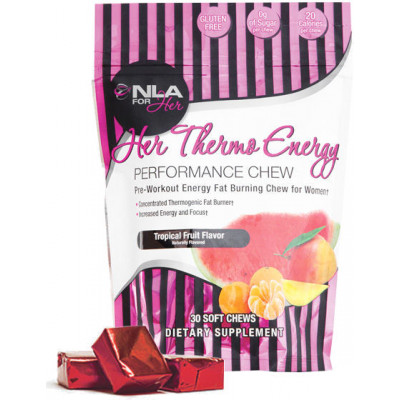 NLA For Her Her Thermo Energy Performance Chews