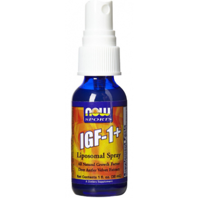 Igf-1 liposomal spray