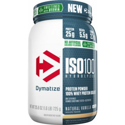 Dymatize ISO100 Natural Series