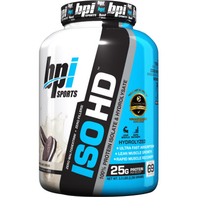 BPI ISO-HD Whey Protein