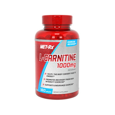 MET-Rx L-Carnitine Caplets