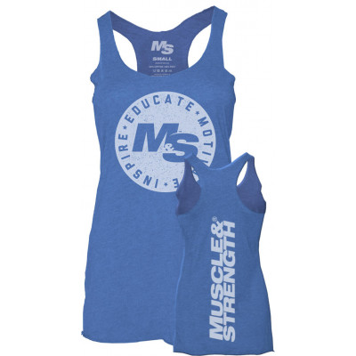 Muscle & Strength Clothing Women's Seal Tank