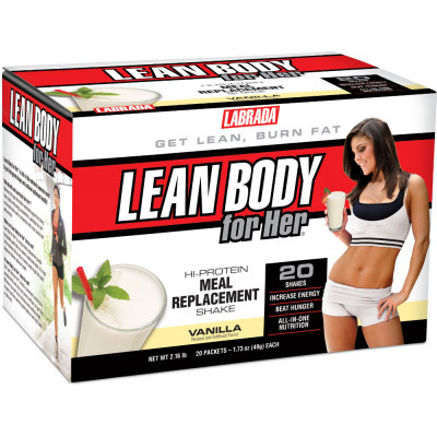 Lean Body For Her Meal Replacement
