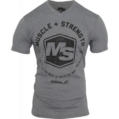 Muscle & Strength Hexagon V-Neck