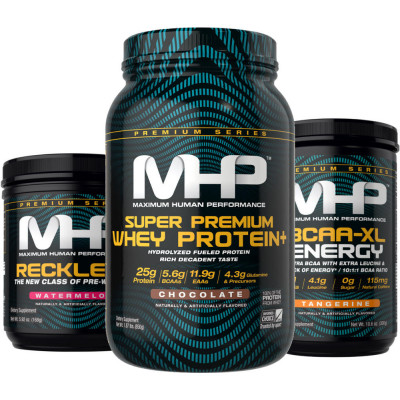 MHP Maximum Energized Performance Stack