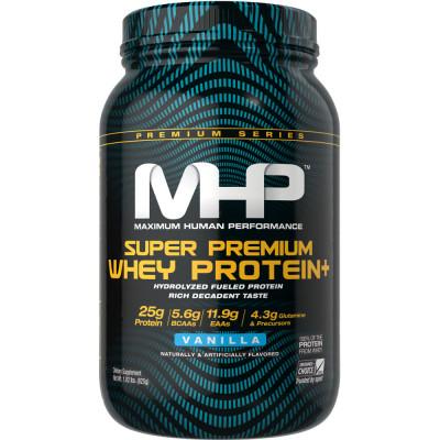 MHP Super Premium Whey Protein +