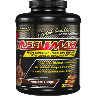 AllMAX Nutrition Muscle Maxx High Energy Protein Shake