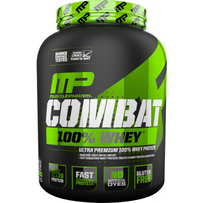 MusclePharm Combat 100% Whey Protein