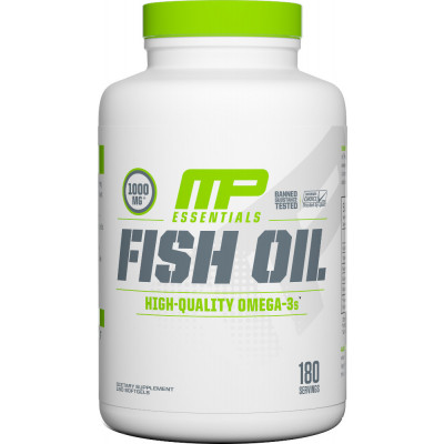MusclePharm Fish Oil