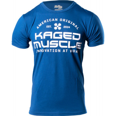 Kaged Muscle Innovation At Work Crew Neck