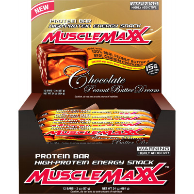 AllMAX MuscleMaxx bars