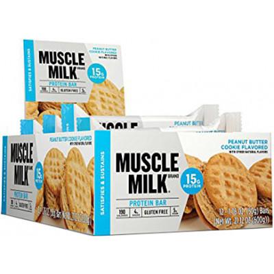 Muscle Milk Blue Bar
